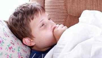 У ребенка кашель гавкающий