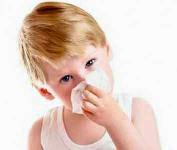 Как лечить кишечную палочку в носу у ребенка