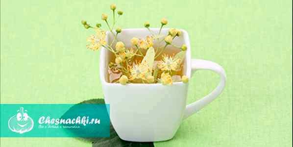 Чай от кашля для детей до года