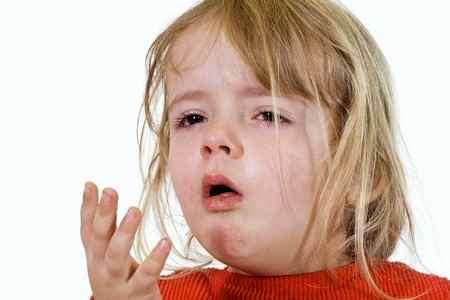 Ребенка вырвало после еды