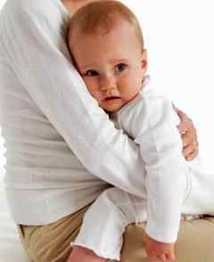 Лихорадит ребенка без температуры