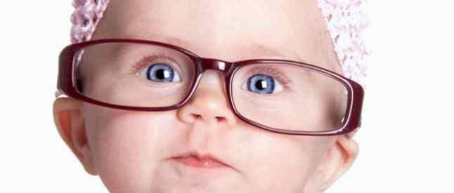 Как выявить астигматизм у ребенка в год