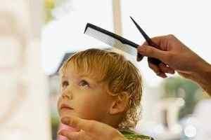 у ребенка 2 года выпадают волосы