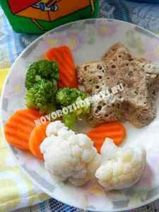 This method, готовить печень для ребенка Как each